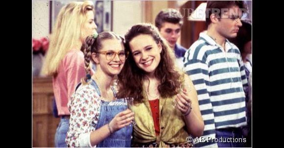 Magalie Madison et Camille Raymond, stars des années 90.