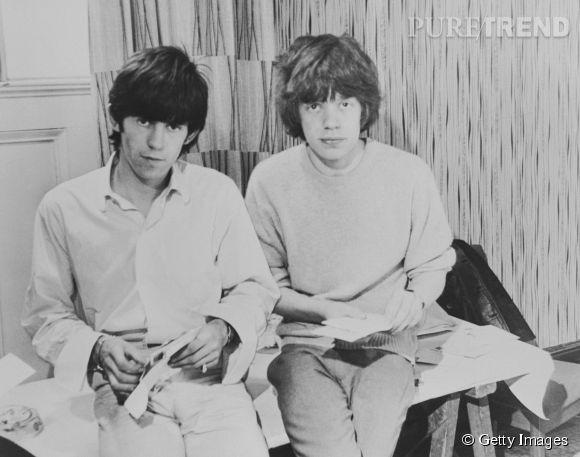 Mick Jagger et Keith Richards se connaissent depuis maintenant 66 ans.