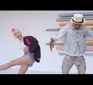 La vidéo du clip Come get it Bae, de Pharrell Williams avec Miley Cyrus créee déjà la polémique aux Etats-Unis.