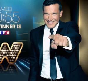 """Bande annonce de """"The Winner is..."""" le 2 août 2014 sur TF1 et présenté par Benjamin Castaldi."""