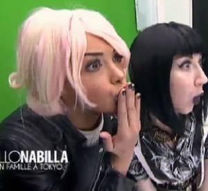 Allo Nabilla : ma famille à Tokyo épisode 4. Nabilla se fait relooker à la télé japonaise pendant que son frère Tarek échoue à percer en tant que mannequin.