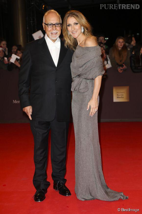 Selon Céline Dion, elle et René sont ressortis encore plus soudés de cette épreuve.