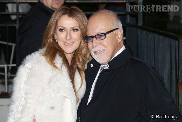"""Céline Dion et René, """"plus amoureux que jamais""""."""