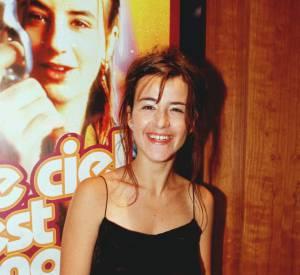 Romane Bohringer à l'avant-première du film Le Ciel est à nous en 1997.
