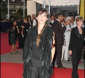 Romane Bohringer au Festival de Deauville de 2009.