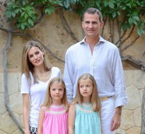 Felipe et Letizia : premières vacances royales avec leurs adorables princesses