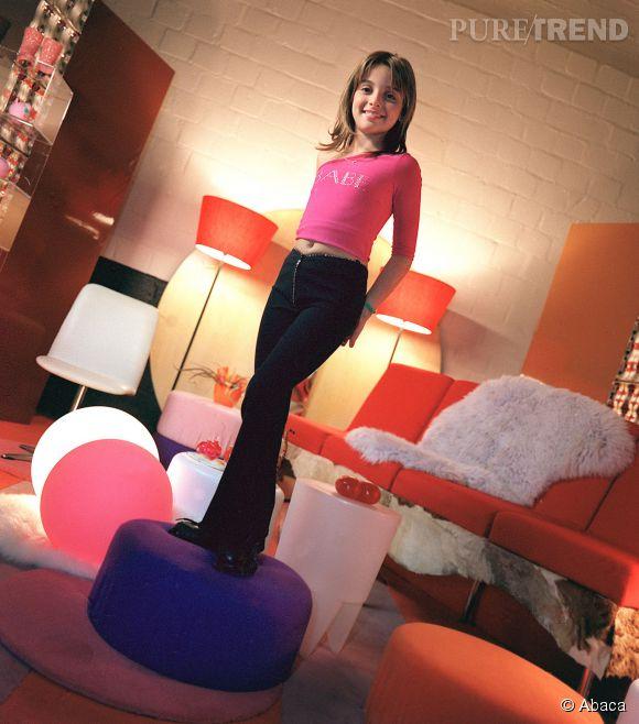 Priscilla Betti commence tout juste à percer en 2001. Elle participe alors à un concert pour les ados organisés à Bruxelles par MCM.