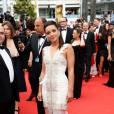En 2014, Priscilla Betti a eu la chance de fouler le tapis rouge du Festival de Cannes pour la première fois de sa vie. Elle a mis le paquet côté look. On n'en revient toujours pas !