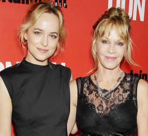 """Melanie Griffith : sa fille refuse qu'elle la voit dans """"50 nuances de Grey"""""""