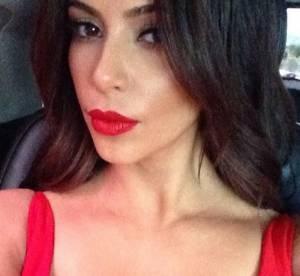 Kim Kardashian : elle compile ses meilleurs selfies dans un livre !