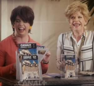 Catherine et Liliane, Antoine de Caunes, Doria Tillier : ils sont tous dans la vidéo de rentrée de Canal+.
