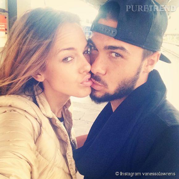 """Vanessa et Julien des """"Anges 6"""" : les tourtereaux sont inséparables sur Instagram et dans la vie."""