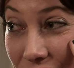 Mareva Galanter pleure.