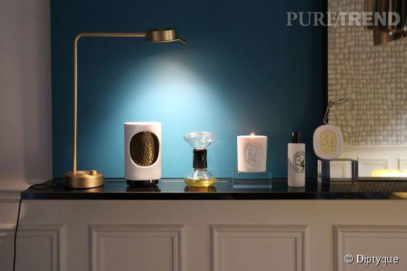 """Diptyque lance son joyeux bazar parfumé avec la """"Collection 34""""."""