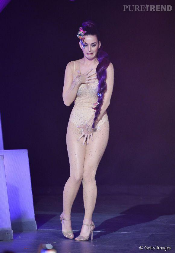 En matière de problème vestimentaires, Katy Perry a eu sa dose.