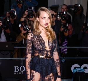 Cara Delevingne, Rita Ora, Jessie J... : les robes les plus hot des GQ Awards