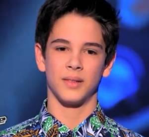 """Paul est lui aussi finaliste de """"The Voice Kids""""."""