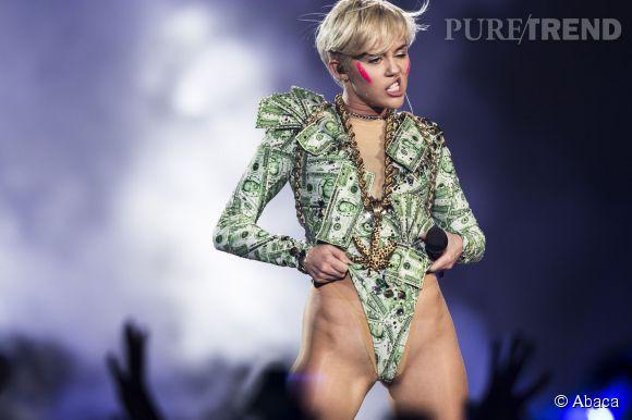 PHOTOS Le meilleur du pire de Miley Cyrus : loignez les