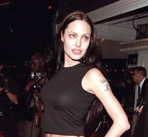 Angelina Jolie : anorexie, bizutage, mutilations, sa nounou dit tout