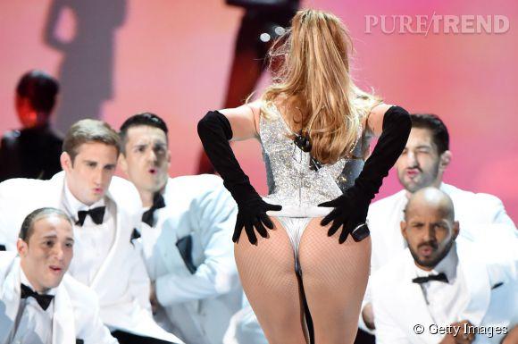 Jennifer Lopez, la référence en matière de booty.