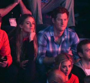 Cressida Bonas et Prince Harry ont récemment été vus au cinéma ensemble.