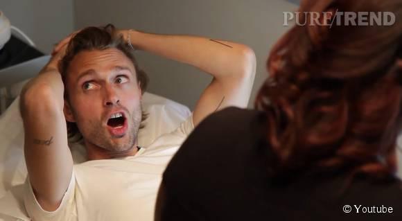 pilation accouchement quand les hommes se travestissent en femme. Black Bedroom Furniture Sets. Home Design Ideas