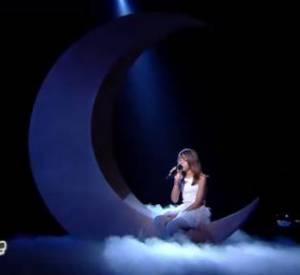 """""""Vole"""" de Céline Dion interprété par Carla."""