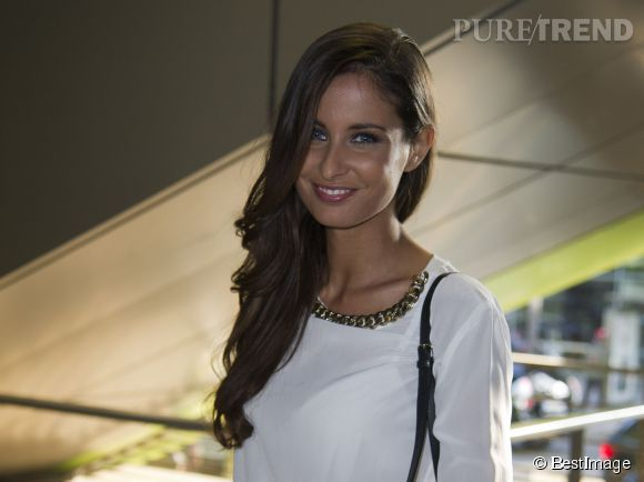 Malika Ménard, Miss France 2010 ne passe jamais inaperçue.