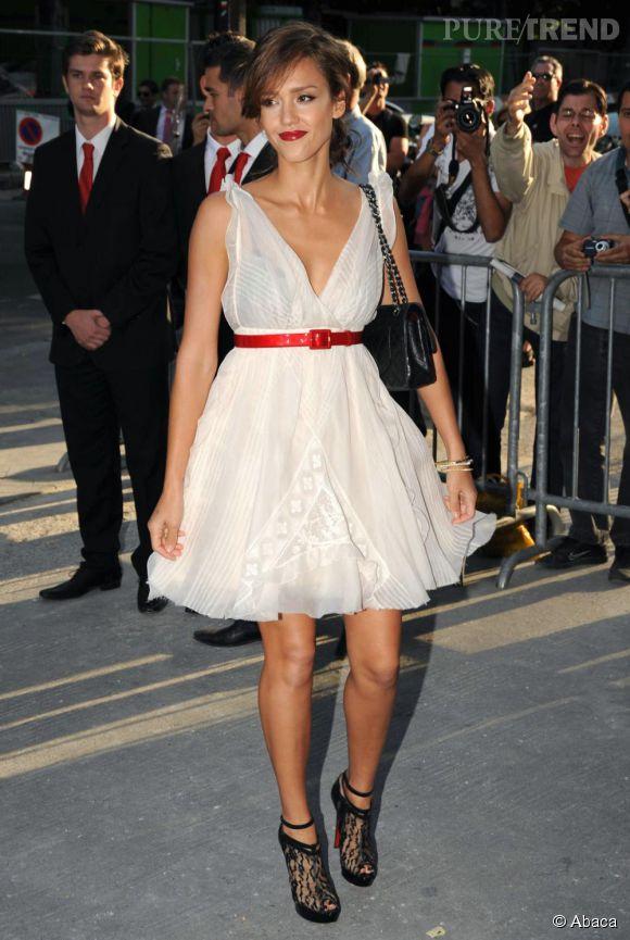 Jessica Alba, nue dans un film ? Ça n'arrivera JAMAIS.