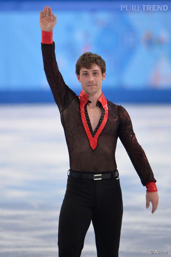 """Le patineur artistique Brian Joubert sera sur le plateau de la saison 5 de """"DALS"""" très prochainement. Il fera face à Matt Pokora à la place de Shy'm..."""
