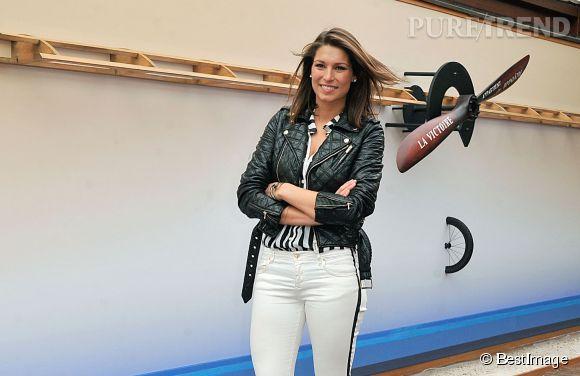 Laury Thilleman, prête à se lancer de nouveaux défis : elle rêve d'un saut en élastique !