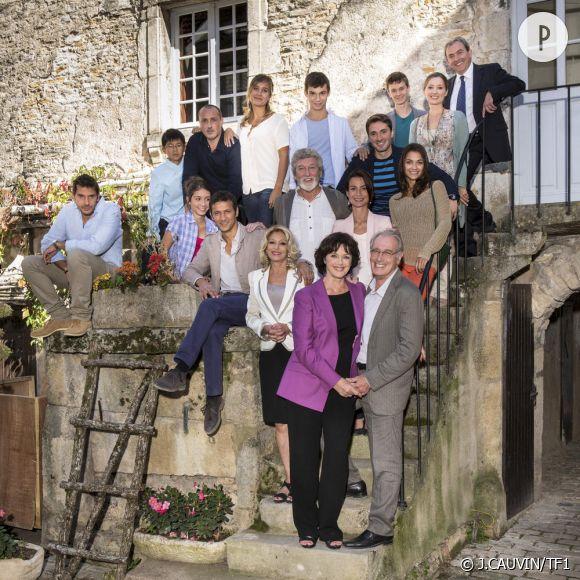"""""""Une famille formidable"""" revient sur TF1 ce lundi 29 septembre 2014 dès 20h55."""
