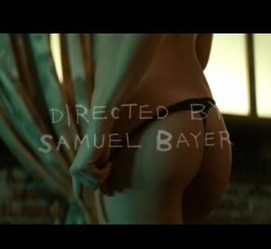 """Adam Levine et Behati Prinsloo dans """"Animals"""" le nouveau clip de Maroon 5 réalisé par Samuel Bayer."""