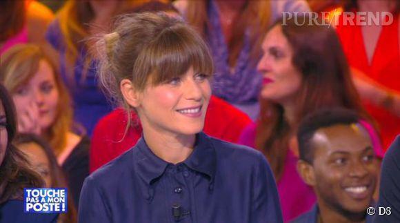Marina Foïs, une invitée pas comme les autres pour Cyril Hanouna sur le plateau de  D8 .