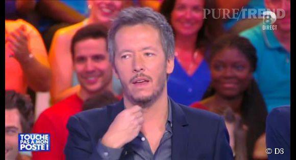 Jean-Luc Lemoine préférait Cyril Hanouna avant, comme il l'avoue sur le plateau de  D8 .