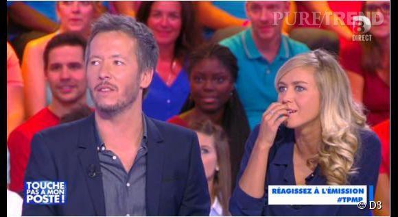 Enora Malagré et Jean-Luc Lemoine donnent leurs avis sur le look de Cyril Hanouna.