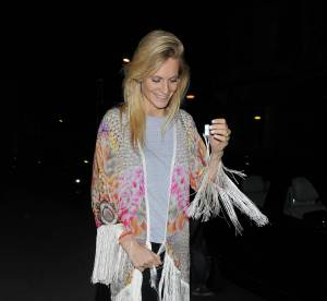 Poppy Delevingne, inspiration geisha : le look kimono à copier