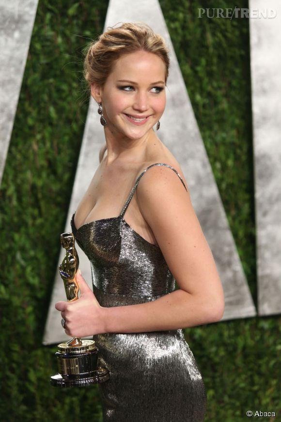 Jennifer Lawrence, déjà le mariage ? Les rumeurs vont bon train....