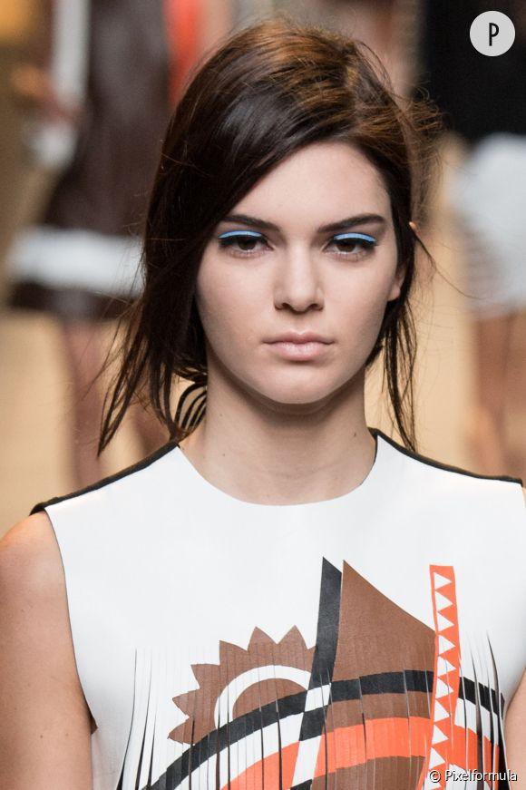 Maquillage les 5 tendances piquer la fashion week - Couleur tendance printemps 2015 ...