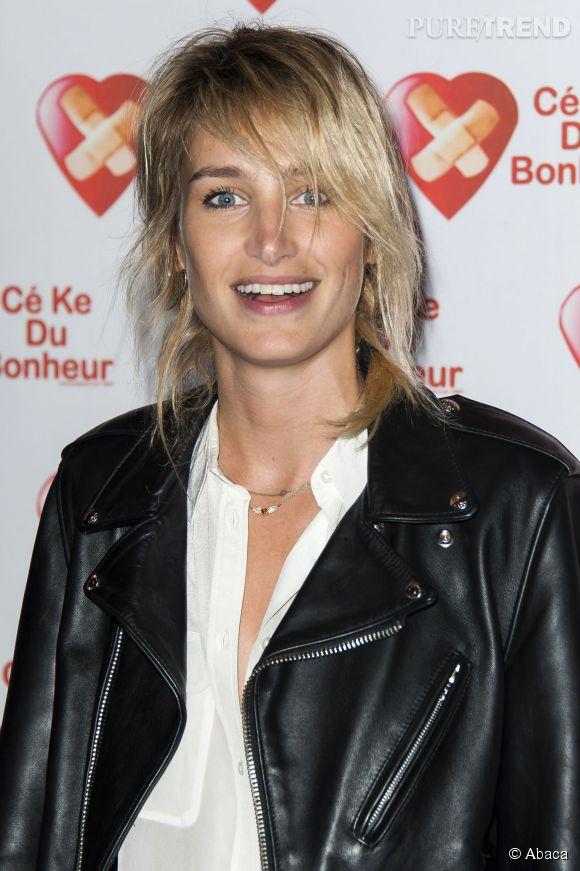 Pauline Lefèvre, la Miss Météo rock'n'roll.