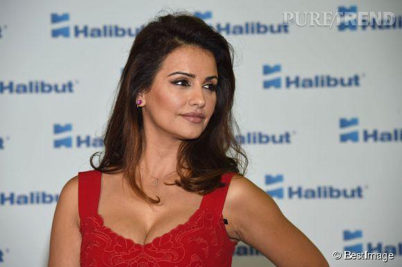 Monica Cruz à Madrid le 14 octobre 2014 pour le photocall de la marque Halibut.
