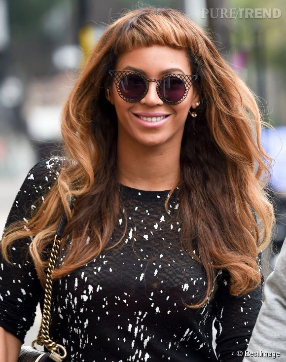 Beyoncé et sa nouvelle coupe de cheveux. Une réussite ou un fiasco ? On a notre idée...