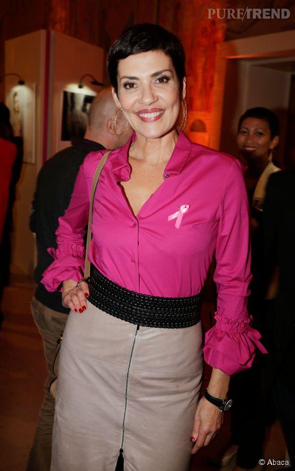 Cristina Cordula, la papesse mode du PAF.
