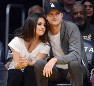 Mila Kunis et Ashton Kutcher : un jeune papa déjà infidèle ?
