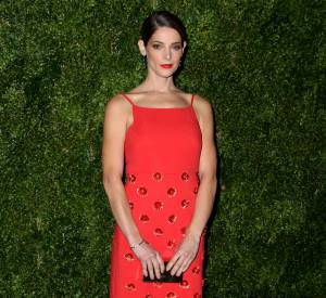 Ashley Greene aux CFDA/Vogue Fashion Fund 2014, ce lundi 3 novembre 2014 à New York.