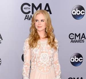 CMA Awards 2014 : Nicole Kidman virginale, Lily Aldridge dénudée...