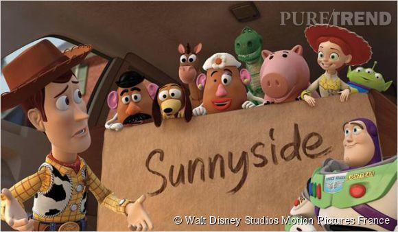 """""""Toy Story"""" va revenir avec un quatrième film en 2017."""