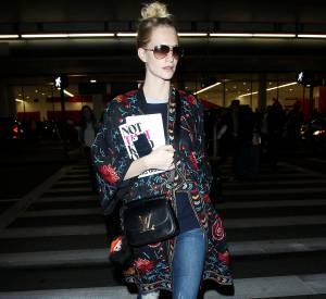 Poppy Delevingne, ultra stylé dans un look chic et street à la fois !