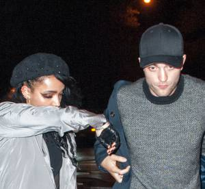 Robert Pattinson et FKA twigs : c'est l'amour fou, ils ne se quittent plus