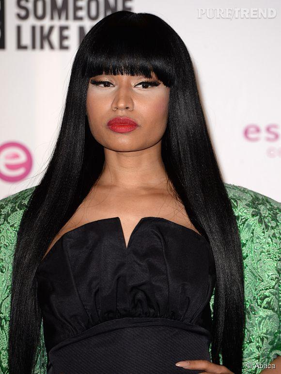 Nicki Minaj s'est excusée après la mise en ligne de son dernier clip, accusé de faire l'apologie du nazisme.